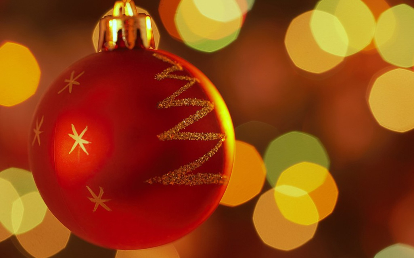 Christmas Decorations wallpaper 1440x900