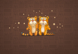 Cute Tigers sfondi gratuiti per cellulari Android, iPhone, iPad e desktop