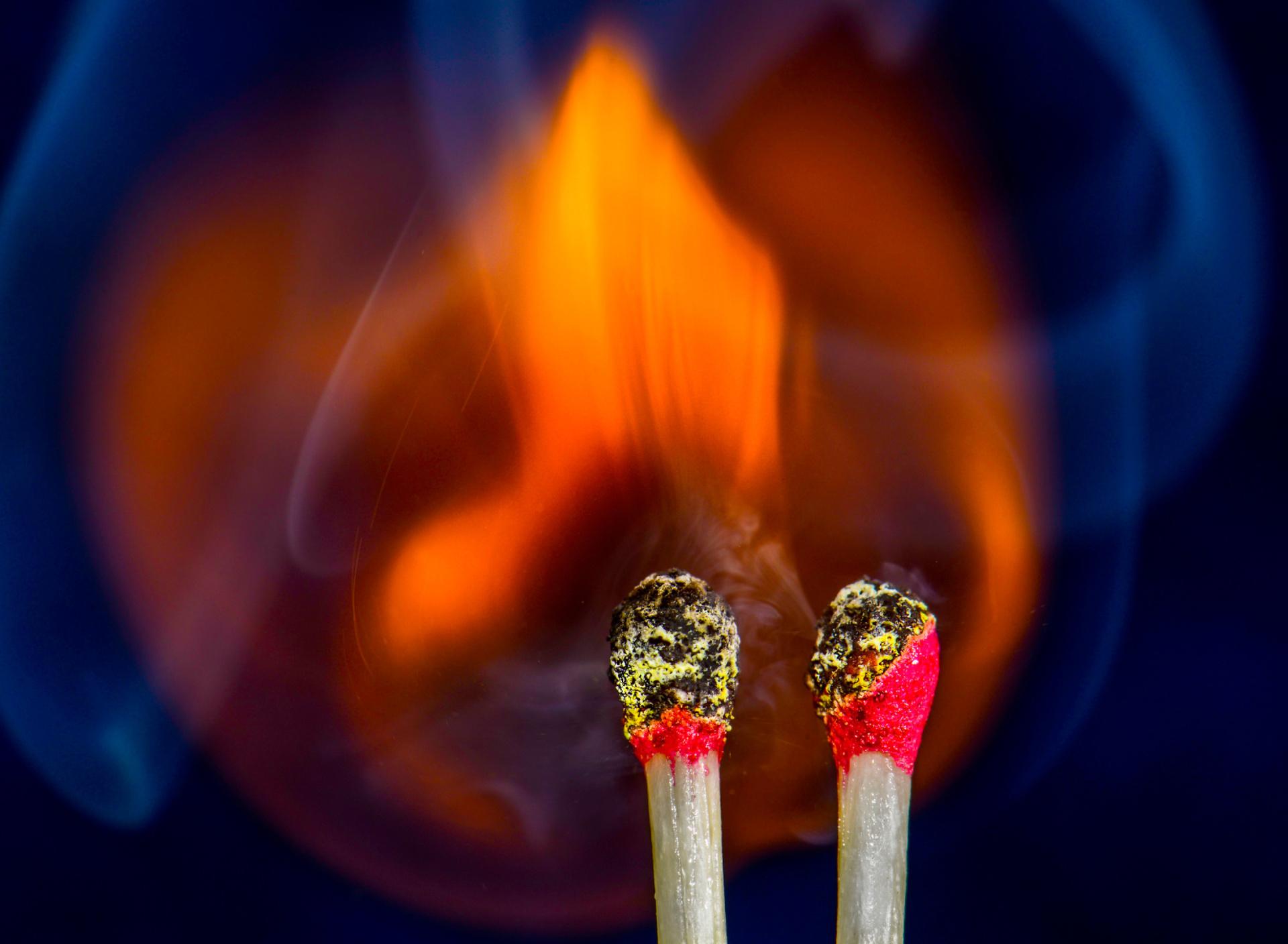 спичка огонь бесплатно