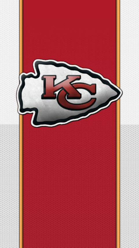 Screenshot №1 pro téma Kansas City Chiefs NFL 480x854