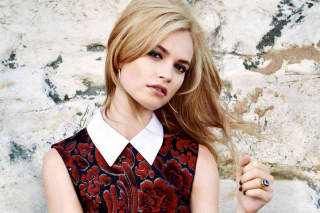 Lily James HD sfondi gratuiti per cellulari Android, iPhone, iPad e desktop
