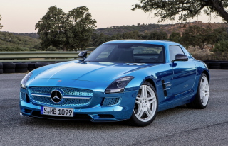Free Mercedes Benz Sls Picture for Android, iPhone and iPad