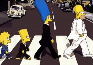 Simpsons sfondi gratuiti per cellulari Android, iPhone, iPad e desktop