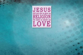 Jesus Background for Android, iPhone and iPad