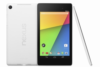 Google Nexus 7 Tablet Picture for Android, iPhone and iPad