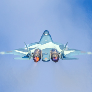 Sukhoi Su 30MKK Background for iPad