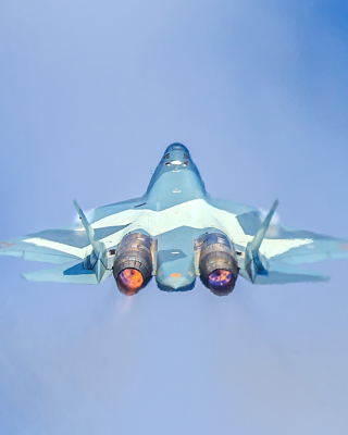 Sukhoi Su 30MKK Background for Nokia Asha 305