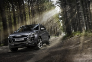 Free Peugeot 4008 Picture for Android, iPhone and iPad