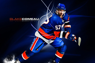 Blake Comeau from HL Background for Android, iPhone and iPad