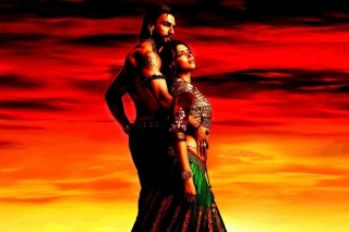 Ram Leela Movie Background for Android, iPhone and iPad