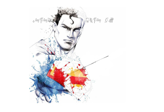Superman Wallpaper for 220x176