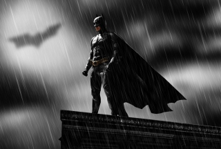 Batman Background for Android, iPhone and iPad