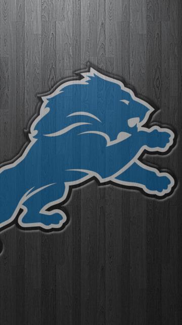 Detroit Lions for Nokia C5-05