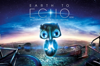 Earth To Echo Movie - Obrázkek zdarma pro HTC Desire HD