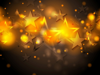 Shiny Stars para Nokia Asha 201