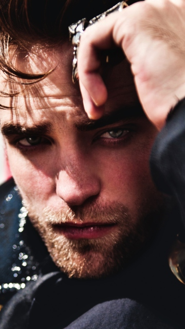 Robert Pattinson 2012