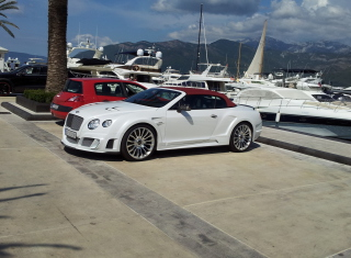 Free Continental GT Speed Convertible - Bentley Picture for LG Nexus 5