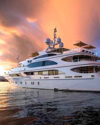 Free Superyacht In Miami Picture for Nokia Asha 311