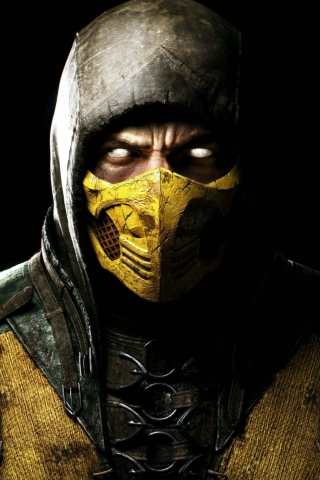Scorpion In Mortal Kombat X para Huawei G7300