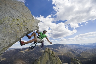 Rock Climbing Picture for Android, iPhone and iPad