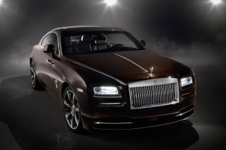 Rolls Royce Wraith Background for Android, iPhone and iPad