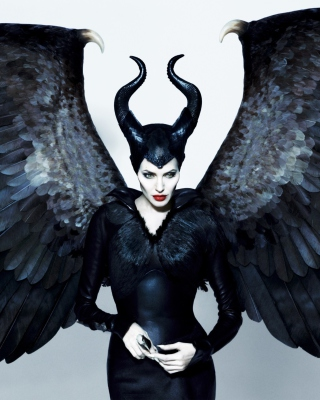 Maleficente, Angelina Jolie Background for Nokia Lumia 920