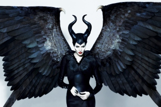Maleficente, Angelina Jolie Wallpaper for Android, iPhone and iPad