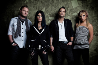 Skillet Wallpaper for Android, iPhone and iPad