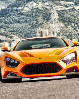 Zenvo ST1 sfondi gratuiti per iPhone 6 Plus