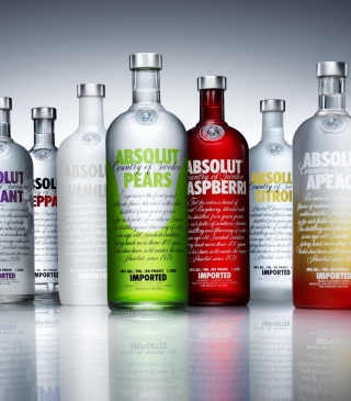 Absolut Vodka Family papel de parede para celular para Nokia C-Series