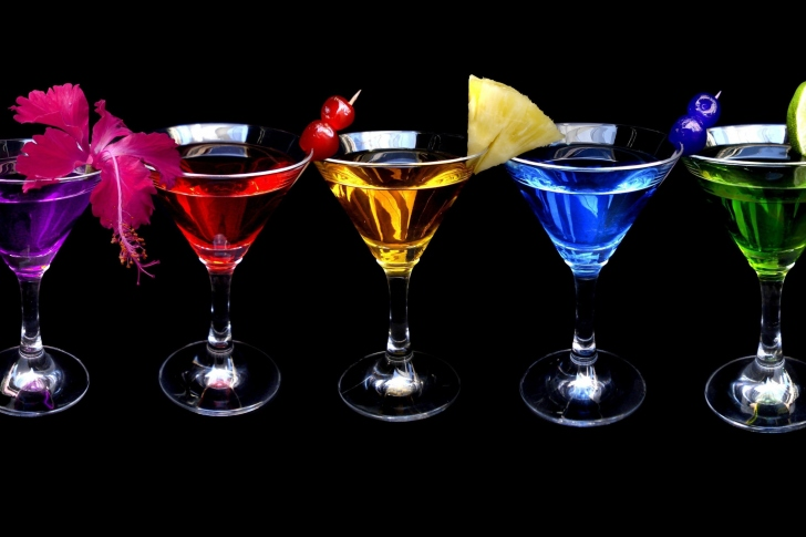 Dry Martini Cocktails wallpaper
