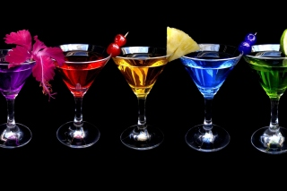 Free Dry Martini Cocktails Picture for Android, iPhone and iPad
