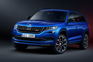 Skoda Kodiaq RS Wallpaper for Samsung Galaxy S5