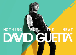 David Guetta - Nothing but the Beat Wallpaper for Android, iPhone and iPad