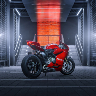 Ducati Corse Wallpaper for 2048x2048