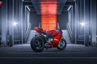Ducati Corse Background for Android, iPhone and iPad