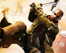 Red Faction para Samsung 222 Ch@t