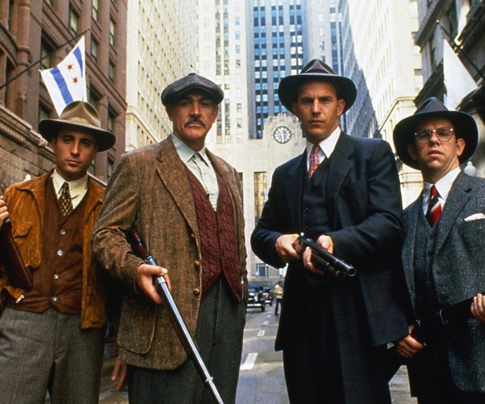 Screenshot №1 pro téma The Untouchables 1987 Film 960x800
