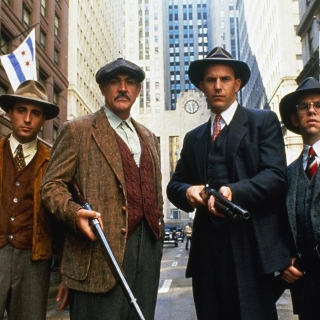 The Untouchables 1987 Film sfondi gratuiti per 1024x1024