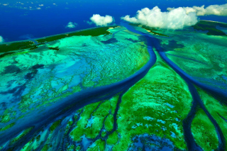 Aldabra Atoll, Seychelles Islands Picture for Android, iPhone and iPad