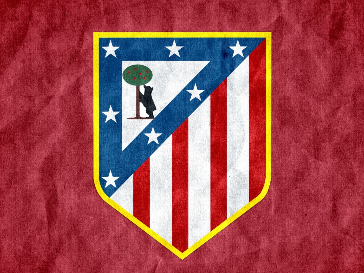 Atletico de Madrid wallpaper 1400x1050