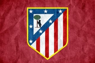 Atletico de Madrid Wallpaper for 1400x1050