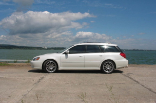 Subaru Legacy Sport Wagon Picture for Android, iPhone and iPad