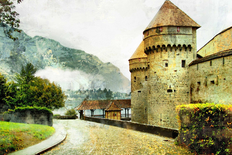 Картинки стародавних фортець замкив 5