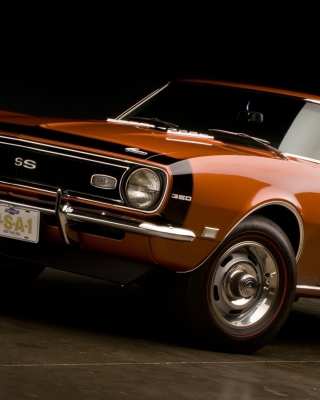 chevrolet camaro ss 1968 coupe wallpaper for iphone 5 - Camaro Wallpaper For Iphone