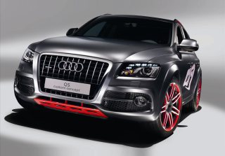 Audi Q5 Concept Wallpaper for Android, iPhone and iPad