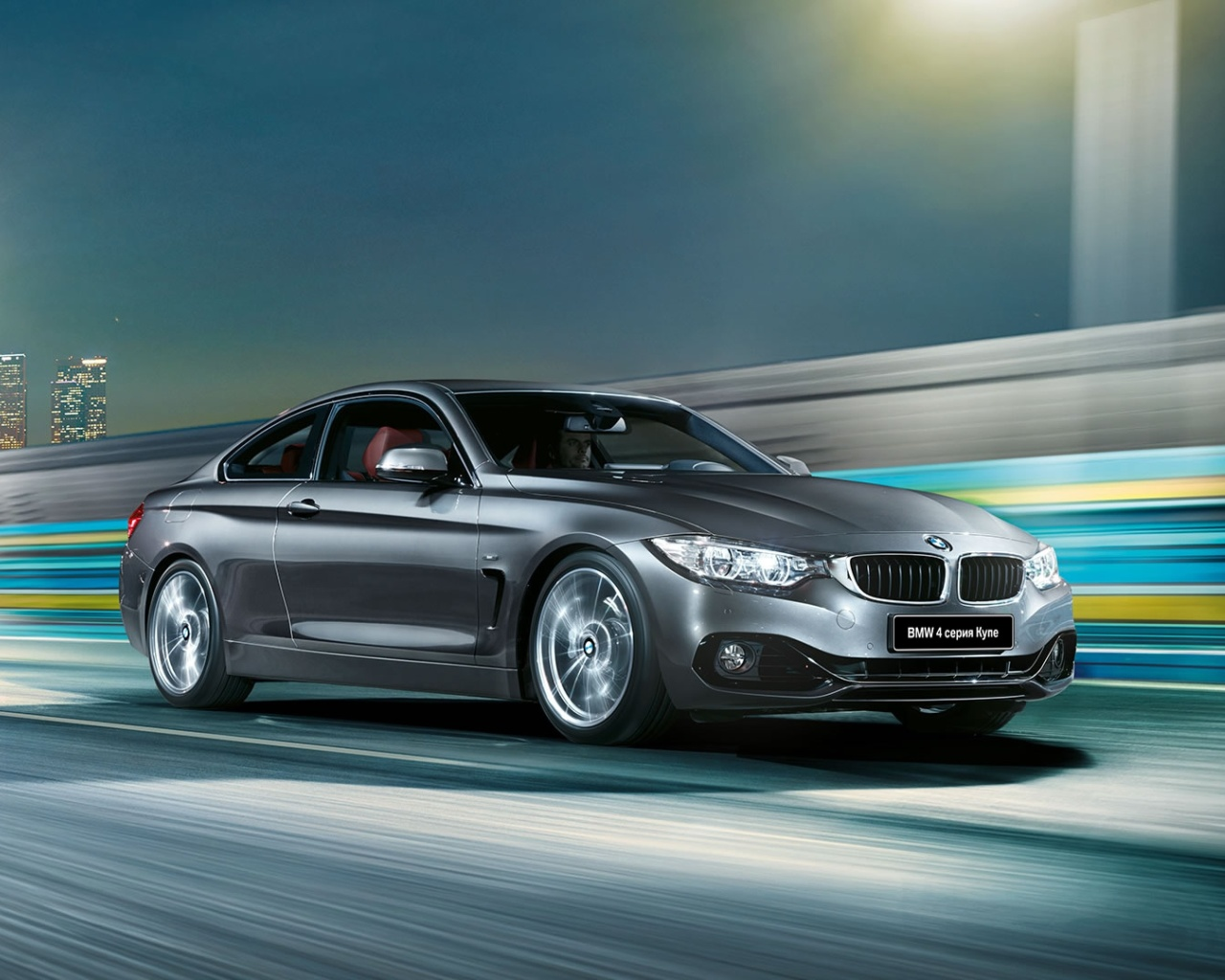Screenshot №1 pro téma BMW 4 series Gran Coupe F32 1280x1024