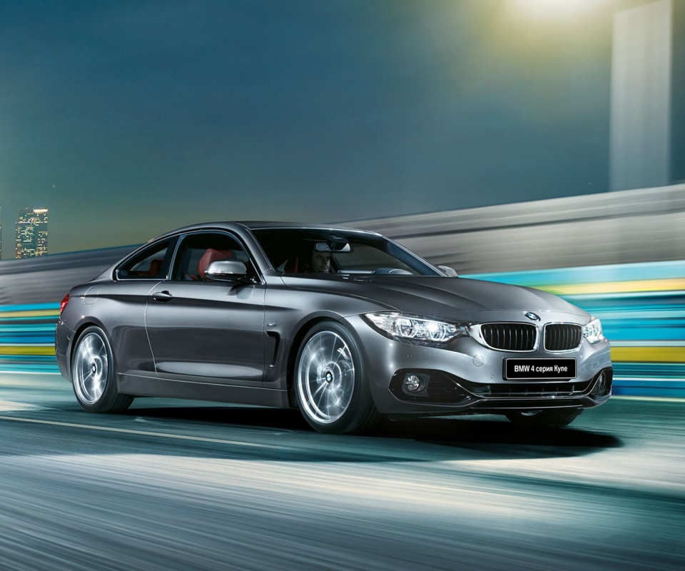 Screenshot №1 pro téma BMW 4 series Gran Coupe F32 960x800