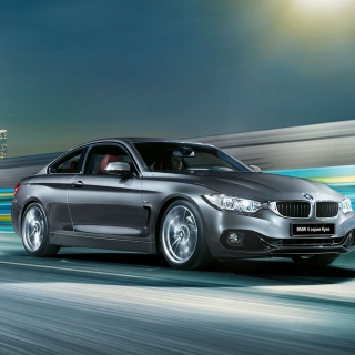 BMW 4 series Gran Coupe F32 sfondi gratuiti per iPad mini