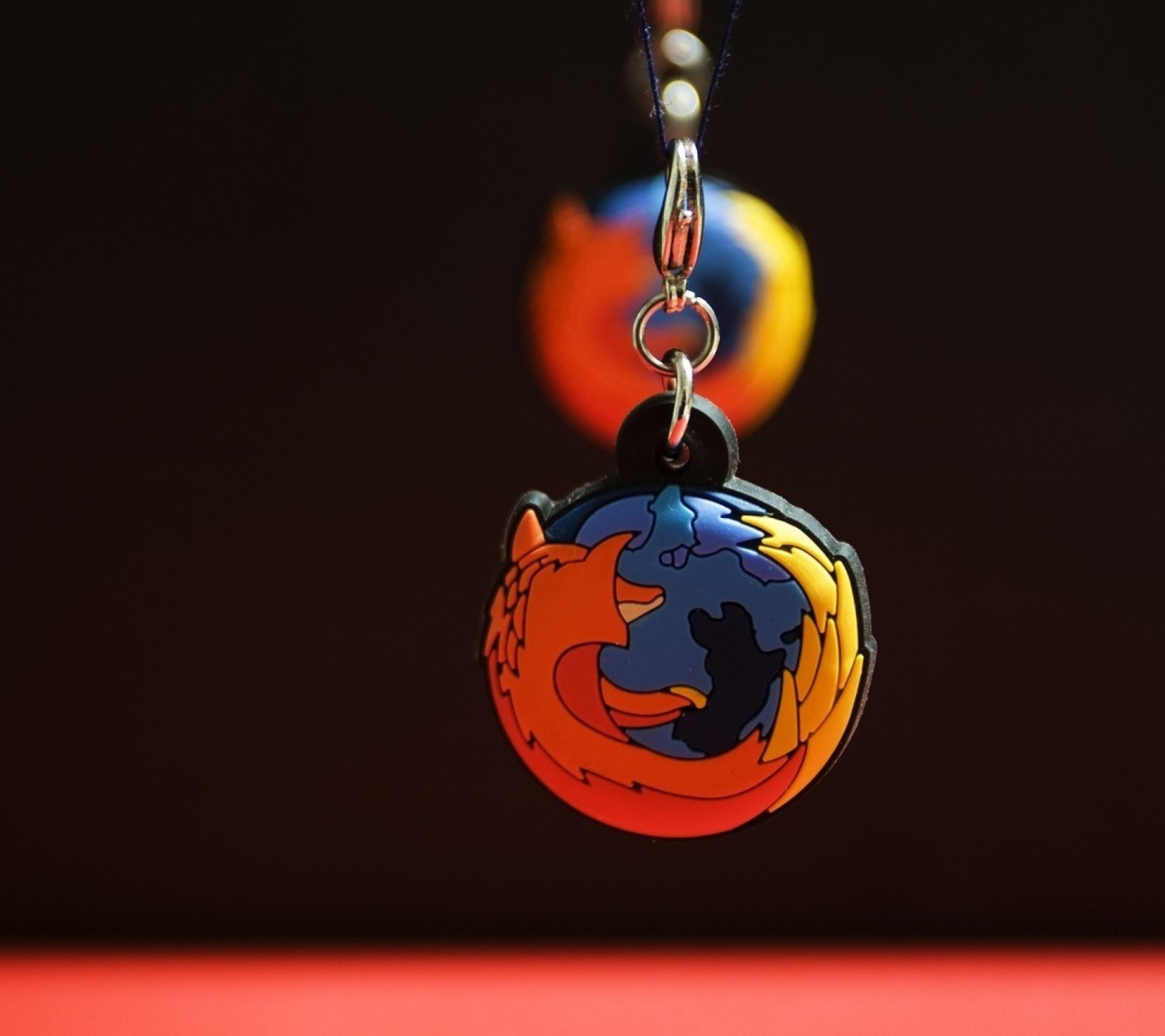 Screenshot №1 pro téma Firefox Key Ring 1440x1280